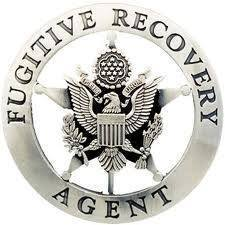 Fugitive Recovery Badge