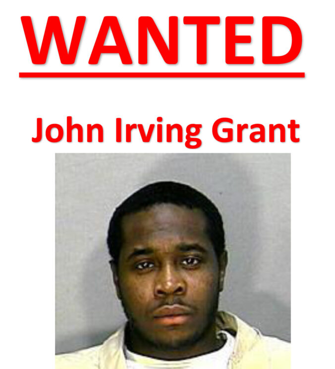 John Irving Grant Wanted
